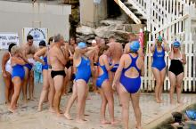Bronte club championships - Senior Relay
