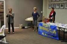Bronte Swimming Club presentation night